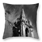 Gothic Style Throw Pillow