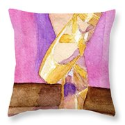 Gotta Dance Throw Pillow