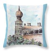 Gottweig Abbey, Austria Throw Pillow