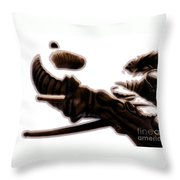 Governing The Forces Throw Pillow