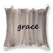 Grace 4 Throw Pillow