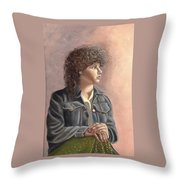 Grace Throw Pillow