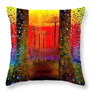 Graceland  Throw Pillow