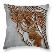 Gracie - Tile Throw Pillow