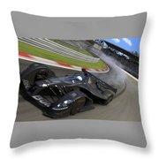 Gran Turismo Throw Pillow