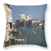 Grand Canal 4443 Throw Pillow