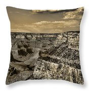 Grand Canyon - Anselized Throw Pillow
