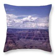 Grand Canyon 54 Throw Pillow
