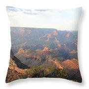 Grand Canyon 6 Throw Pillow