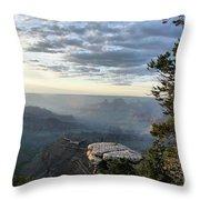 Grand Canyon 7 Throw Pillow