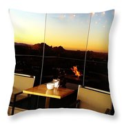 Grand Canyon And Phoenix 046 Throw Pillow