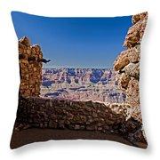 Grand Canyon Arizona Throw Pillow