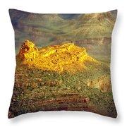 Grand Canyon Awakening Throw Pillow