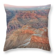Grand Canyon Mather Point II Throw Pillow