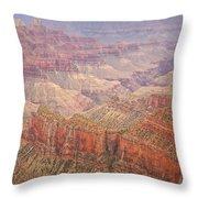 Grand Canyon North Rim Throw Pillow