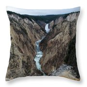 Grand Canyon Photo Throw Pillow