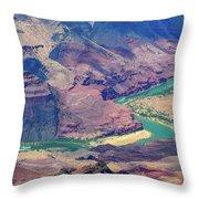 Grand Canyon Series 4 Throw Pillow