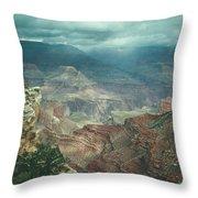 Grand Canyon Usa Throw Pillow