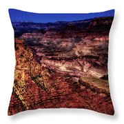 Grand Canyon Views No. 1 Throw Pillow