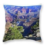 Grand Canyon14 Throw Pillow
