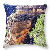 Grand Canyon15 Throw Pillow