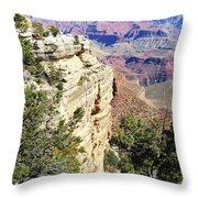 Grand Canyon17 Throw Pillow