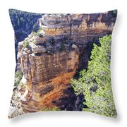 Grand Canyon19 Throw Pillow