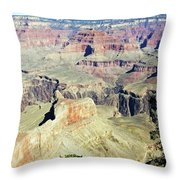 Grand Canyon22 Throw Pillow