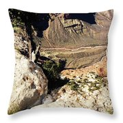 Grand Canyon33 Throw Pillow
