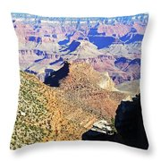 Grand Canyon4 Throw Pillow