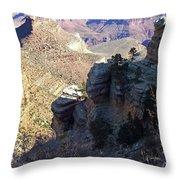 Grand Canyon5 Throw Pillow