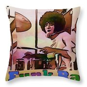 Grand Funk Railroad Collection - 1 Throw Pillow