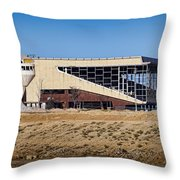 Grand Illusion Bust Throw Pillow by Kelley King