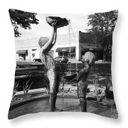 Grand Junction Co Throw Pillow