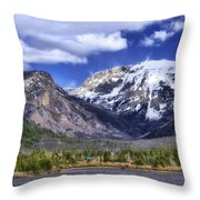 Grand Lake Co Throw Pillow