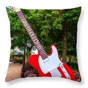 Grand Ole Opry Throw Pillow