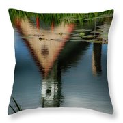 Grand-pre National Historic Site 03 Throw Pillow