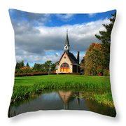 Grand-pre National Historic Site 04 Throw Pillow