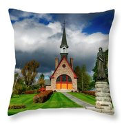 Grand-pre National Historic Site 06 Throw Pillow