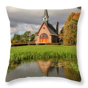 Grand-pre National Historic Site 01 Throw Pillow