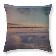 Grand Prismatic In Yellowstone Park Throw Pillow