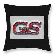 Gran Sport Throw Pillow