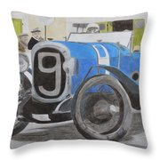 Granddaddy Of Them All  Throw Pillow