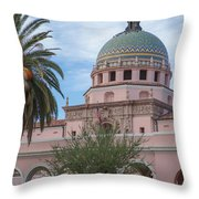 Grandeur Of Tucson Throw Pillow