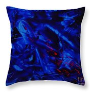 Grandma IIi Throw Pillow