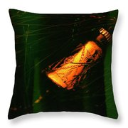 Grandma's Christmas Ornament Throw Pillow