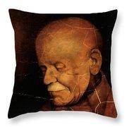 Grandpa Throw Pillow