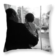 Grandson Throw Pillow