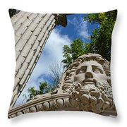 Granite Greatness - The Guild Inn Throw Pillow