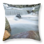 Granite Pool Throw Pillow